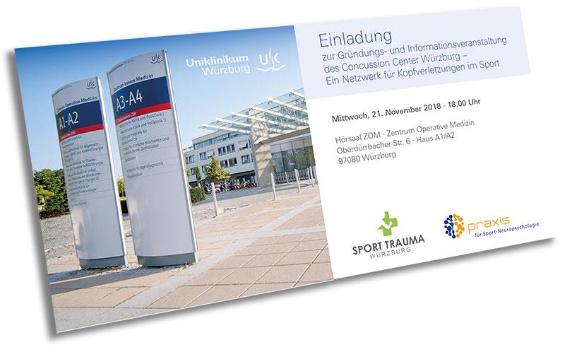 Concussion Center Würzburg Nordbayern