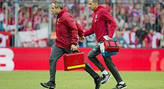 Medizinischer Betreuerstab Bundesliga