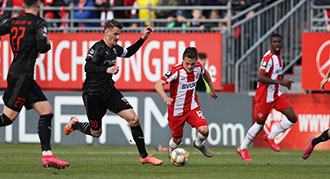 Fußball Bundesliga Concussion