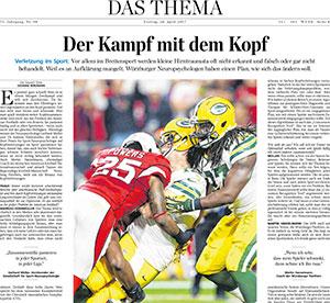Main Post Sport Neuropsychologie Würzburg