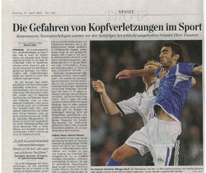 Main Post Würzburg Sport