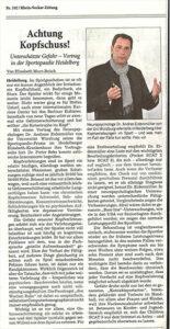 Rhein Neckar Zeitung