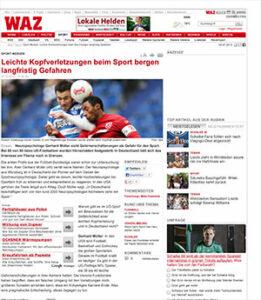 Westdeutsche Allgemeine Zeitung WAZ